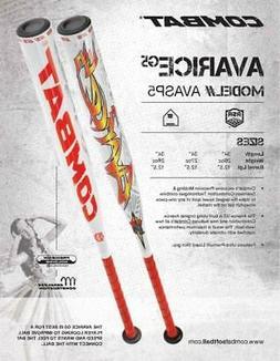 "Combat Avarice G5 ASA Slow Pitch Softball Bat AVASP5 34""- 26"