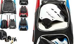 Baseball Bag - Baseball Backpack for Youth and Adults, Softb