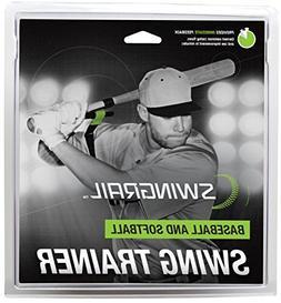 SWINGRAIL Baseball / Softball Swing Training Aid - Hitting T