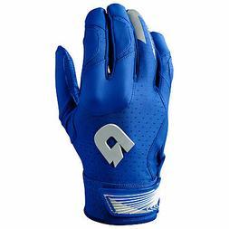 DeMarini CF Men's Baseball/Softball Batting Gloves - Royal -