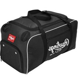 Rawlings Covert Baseball or Softball Bat Duffel Bag-Black