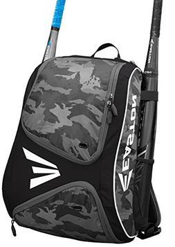 Easton E110BP Black / Camo Bat Pack Backpack Equipment Bag B