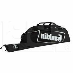 Franklin Junior Baseball and Softball Bat Bag Black