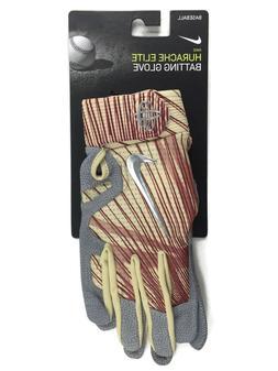 NIKE Huarache Elite Batting Gloves Adult XL FSU Seminoles Ba