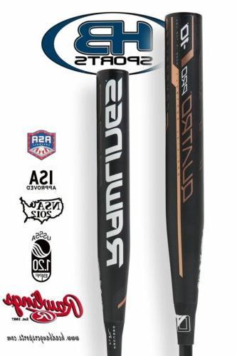 2018 quatro pro fastpitch softball bat fpqp10