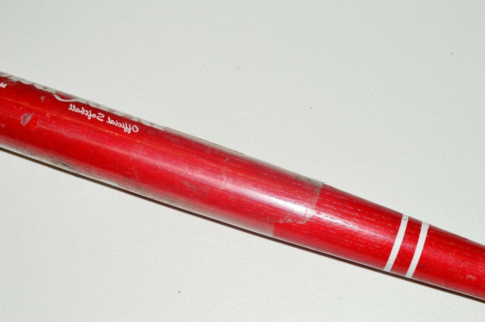 Worth Buster Wood Softball Bat 485SB