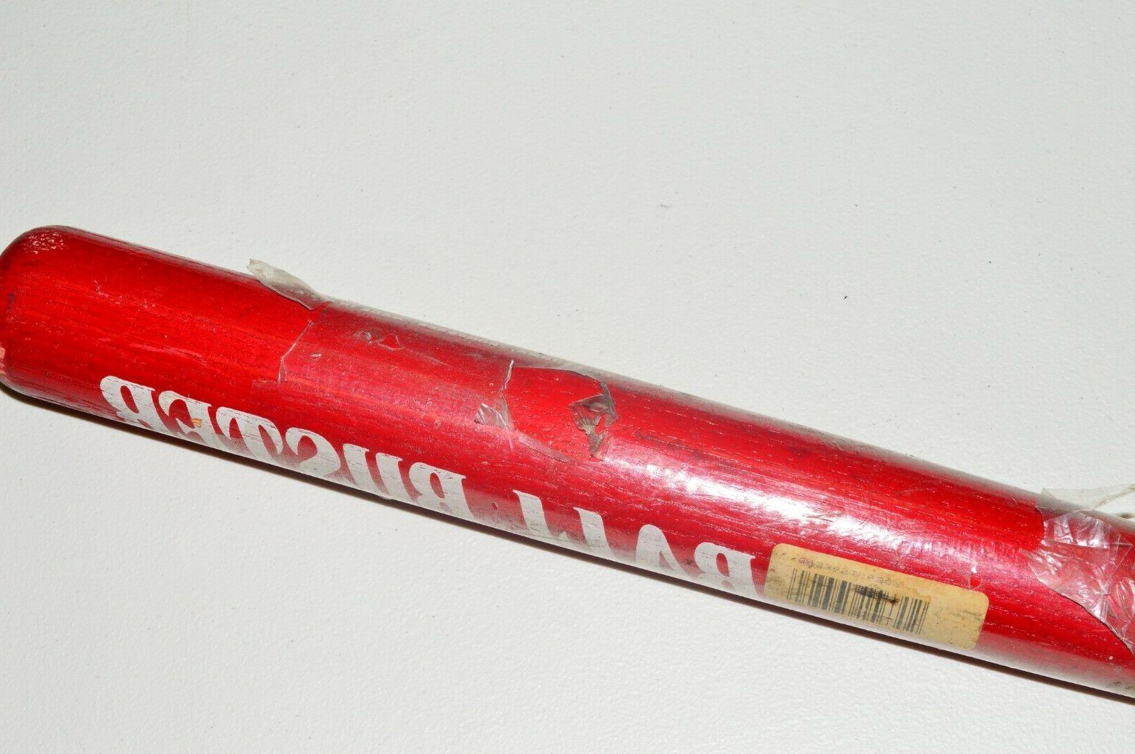 Worth Softball Bat 485SB Red