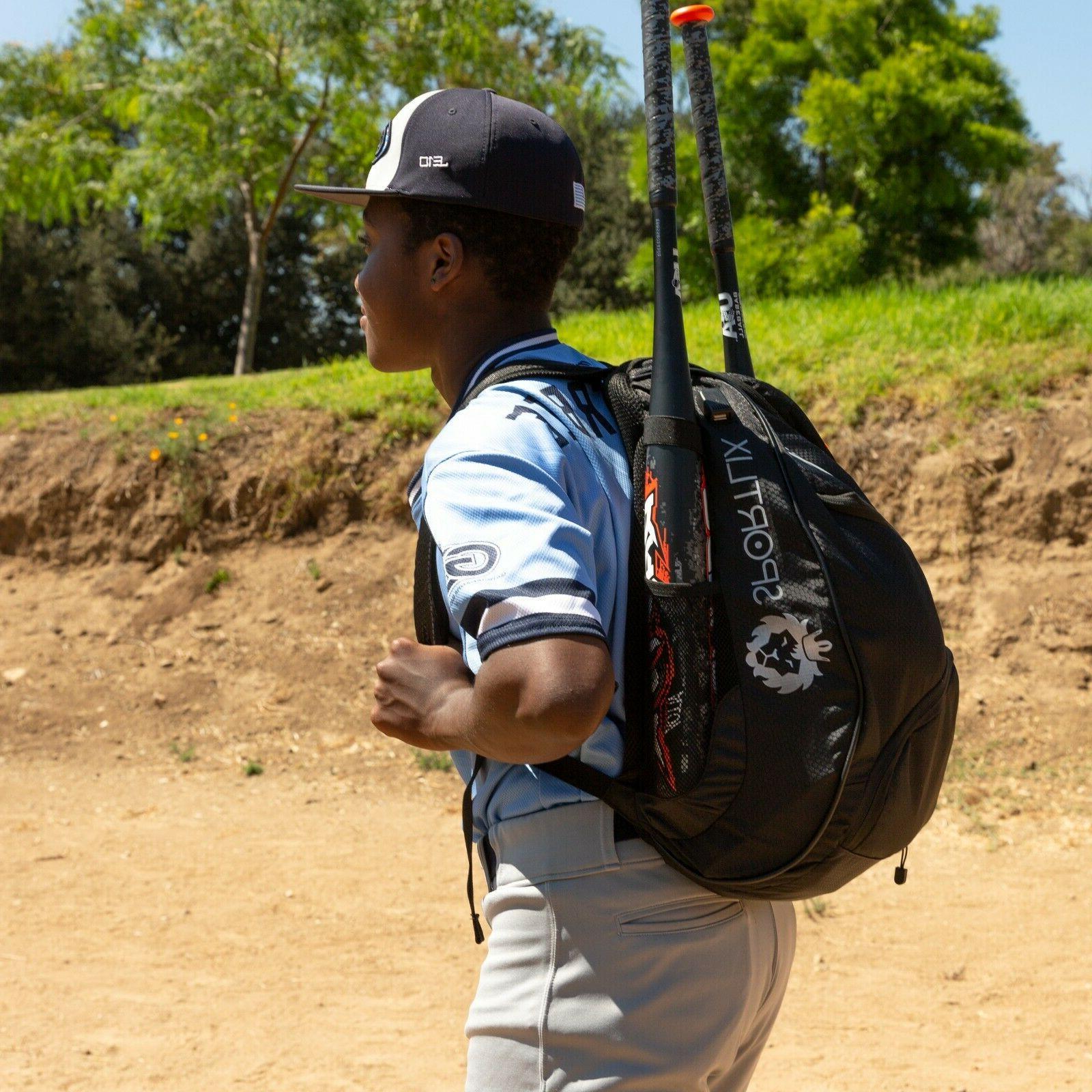 Baseball   Softball Bat Bag Youth &