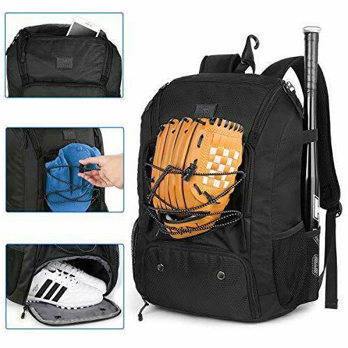 MATEIN Baseball Bat Bag Compartment Youth, Boy