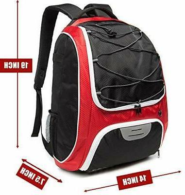 Baseball - Baseball Backpack for Adults, Softball with