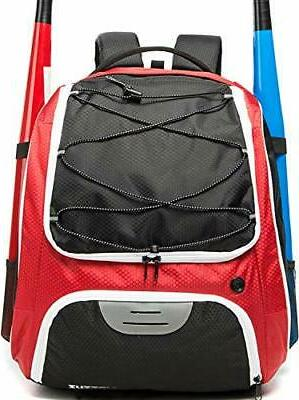 Backpack Youth and Adults, Softball Bat Bag with