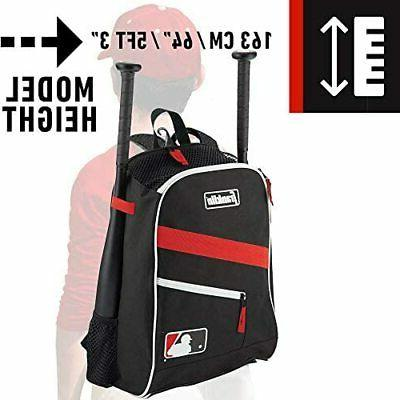 Baseball Bat Backpack For Kids Youth