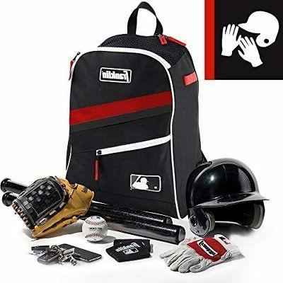 Baseball Bag/Softball Backpack Kids Youth Capacity