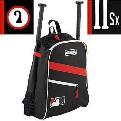 Baseball Bag/Softball Backpack For Kids Girls Youth -Large