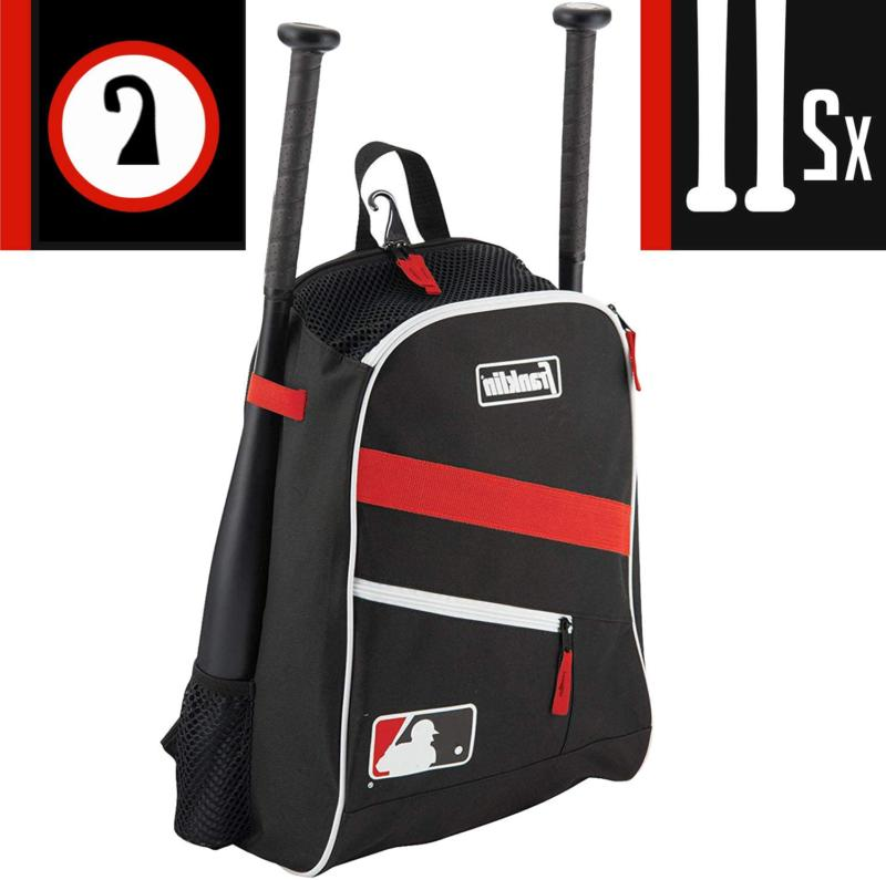 Baseball Backpack For Kids Youth Adults -Large