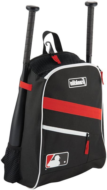 Baseball Bag/Softball - Bat Backpack For Kids Girls Youth Ad