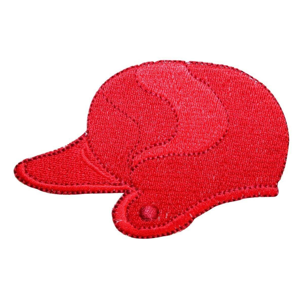 id 1589a batting helmet patch baseball softball