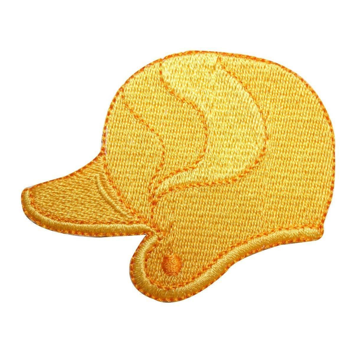 id 1589b batting helmet patch baseball softball