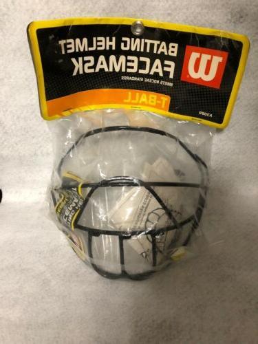 new batting helmet face mask baseball softball