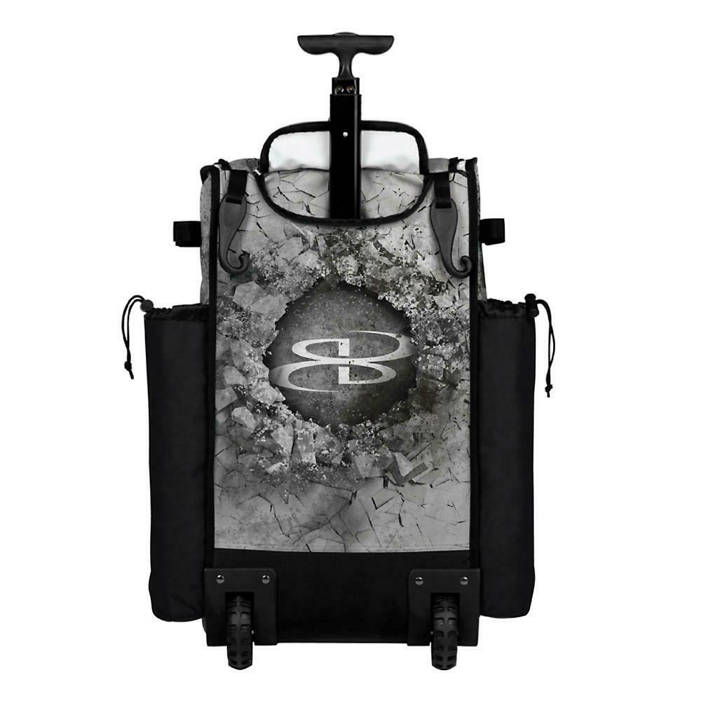Boombah Rolling Wheeled Bat Bag Pack - Crusher