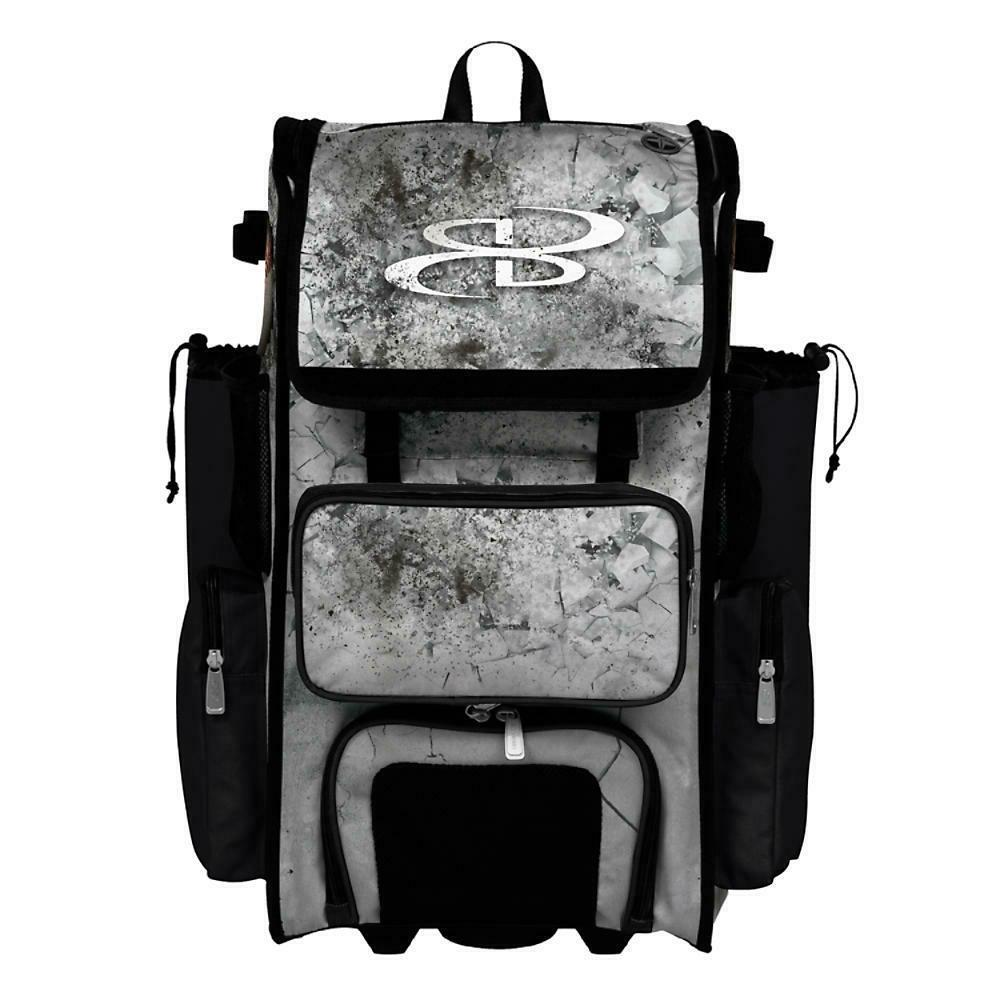 superpack 2 0 rolling wheeled baseball softball