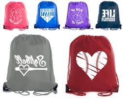 Mato & Hash Girls Softball Bags Tournament Team Gifts Birthd