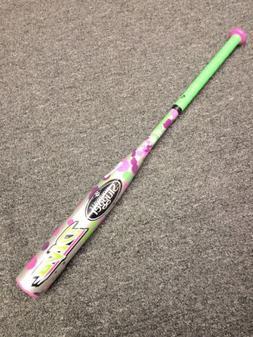 "NEW RARE Louisville Slugger ""Diva"" Softball Bat 2 1/4""Barrel"