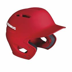 DeMarini Paradox Fitted Pro Red Batting Helmet Small Sizes 6
