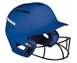 Demarini Paradox Pro Batting Helmet Fastpitch Softball W/ SB