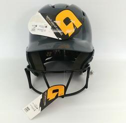 Demarini Paradox Protege Batting Helmet Softball Mask Gray L