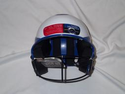 RIP-IT VISION SOFTBALL BATTING HELMET WITH FACE MASK SIZE ME