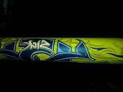 Worth SBSKBA Sick 454 Resmondo ASA slowpitch softball bat 34