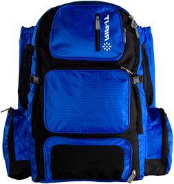 RIP-IT Pack-It-Up Softball Bat Backpack - Royal