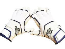 Stinger Sting Squad Navy Blue Batting Gloves for baseball an