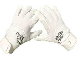Stinger - White-Out Batting Gloves for baseball and softball