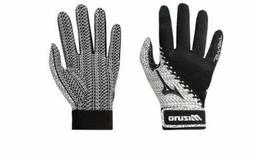 Mizuno Swift Women's Softball Batting Gloves NEW Black/White