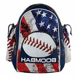 Boombah Tyro Baseball/Softball Bat Bag Pack/Backpack - Ink U