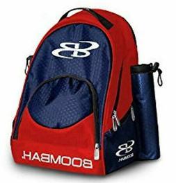 Boombah Tyro Baseball/Softball Bat Pack/Backpack - Holds 2 B