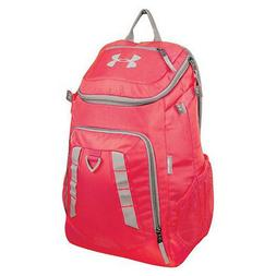 Under Armour Undeniable Baseball/Softball Backpack Bag - Sca