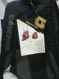 Demarini voodoo rebirth backpack NWT. Baseball/softball bat