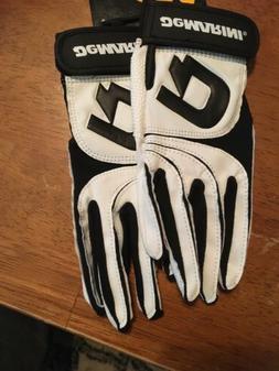 Demarini YOUTH Small Softball Baseball Vexxum Batting Gloves